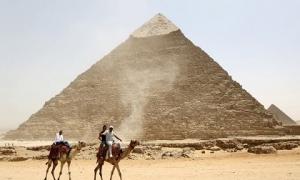 Phát hiện mới gây chấn động về Đại kim tự tháp Ai Cập