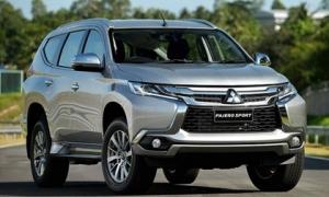 Mitsubishi Pajero Sport thêm bản máy dầu số tự động, giá từ 1,062 tỷ đồng