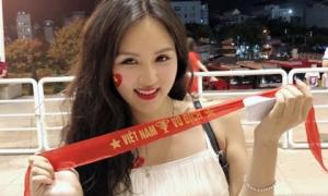 U23 Việt Nam vô địch cúp Tứ hùng: 'Đứng hình' với dàn hot girl 'thả tim' trên sân