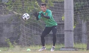U23 Việt Nam thắng to, lo cho... Bùi Tiến Dũng