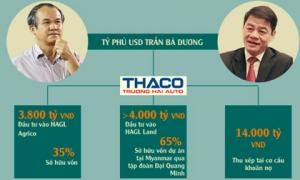 'Kết hôn' với Thaco, bầu Đức tự tin rót thêm nghìn tỷ vào vườn chuối
