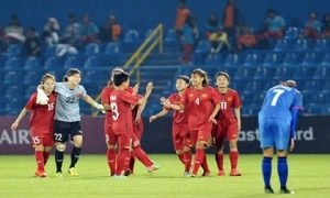 Tuyển nữ Việt Nam nhận thưởng nóng cao gấp đôi U23 Việt Nam