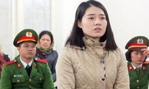 Nữ bị cáo nhận bưu phẩm có ma túy chấp nhận án tử hình