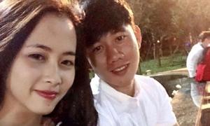 Chuyện tình đẹp như mơ của Minh Vương U23 và bạn gái xinh đẹp