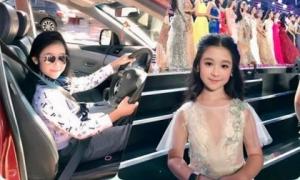 Trước khi nổi ở chung kết Hoa hậu VN 2018, cô bé 10 tuổi đã sống cực sang chảnh