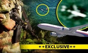 """Binh sĩ Campuchia dẫn chuyên gia đến nơi """"MH370 gãy thân"""" trong rừng?"""