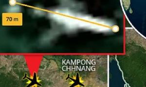 """MH370 bị nghi ở rừng Campuchia: Giữa """"tam giác quỷ Bermuda"""" mới?"""