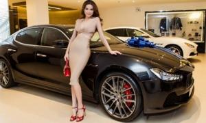 Dàn siêu xe này của Hồ Ngọc Hà có khiến Cường Đô La phải nể?