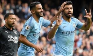 Man City - Burnley: Siêu kinh hoàng 5 bàn hủy diệt