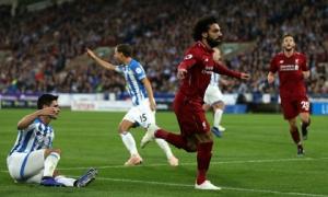 Huddersfield - Liverpool: Siêu sao ra chân 'điện xẹt'