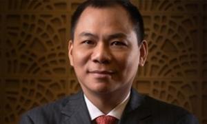 Trước ngày ra mắt xe Vinfast, tỷ phú Phạm Nhật Vượng 'bỏ túi' gần 12.000 tỷ đồng