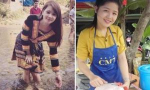 Cảnh làm mẹ của hotgirl dân tộc, hotgirl bán thịt lợn xứ Thanh sau 4 năm: Khác biệt rõ rệt