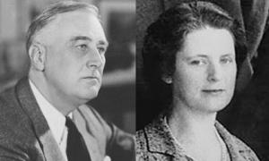 Bức thư tình ướt át lật tẩy cuộc ngoại tình của tổng thống bại liệt với thư ký của vợ