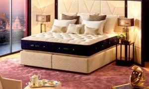 Dùng chất liệu đắt hơn vàng, chiếc giường 2,2 tỷ khiến ai cũng choáng