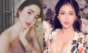 2 hotgirl nức tiếng Thanh Hoá làm mẹ 'ăn đứt' gái trẻ: người xinh ngây thơ, người đẹp gợi cảm