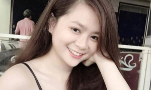 Nhan sắc bạn gái nóng bỏng của Đức Huy, người ghi bàn trận Malaysia - Việt Nam