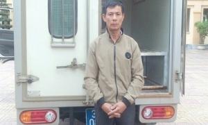 Hà Tĩnh: Tóm gọn đối tượng bị truy nã sau gần 1 năm lẩn trốn