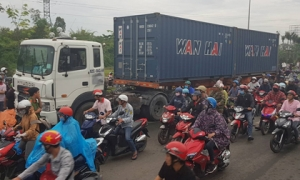 'Lái xe container gây tai nạn ở Long An có dấu hiệu tội giết người'