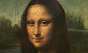 Giải mã bí mật đôi mắt của Mona Lisa
