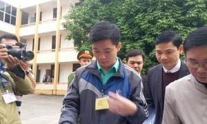 Bác sĩ Hoàng Công Lương lĩnh 42 tháng tù giam