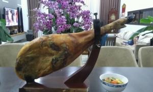 """""""Cực phẩm"""" được đại gia Việt chi cả nghìn Euro về dùng Tết"""