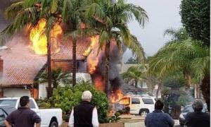 Nóng: Tai nạn máy bay khiến 5 người thiệt mạng ở Mỹ