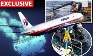 Nóng: Bước ngoặt kinh ngạc tìm kiếm MH370 chưa từng thấy