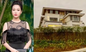 Ở biệt thự 5 sao xa hoa, top 10 Hoa hậu VN: Chồng không phải đại gia chỉ là 'thanh niên có chí'