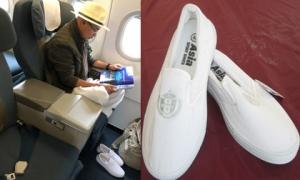 Ông Đặng Lê Nguyên Vũ sở hữu tài sản nghìn tỷ đồng vẫn đi đôi giày trị giá 75K?