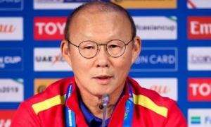 HLV Park Hang-seo tiết lộ thời điểm tái ký hợp đồng với VFF