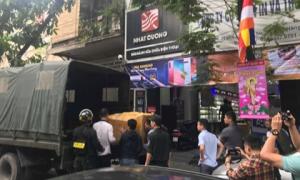 Nhật Cường Mobile gặp biến, ông chủ Bùi Quang Huy đang ở đâu?