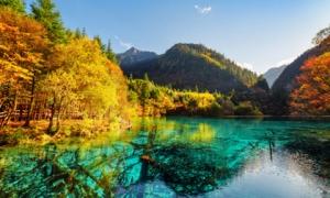 Khám phá những phong cảnh đẹp như tranh vẽ ở Trung Quốc