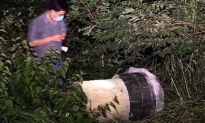 Vụ thi thể đổ bê tông: Nhóm nghi can lại khai thêm thông tin nóng
