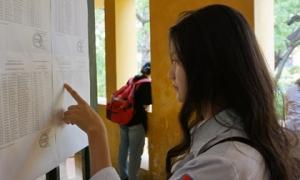 """Thi THPT Quốc gia 2019: Tỷ lệ """"chọi"""" trường top đầu cao vời vợi"""