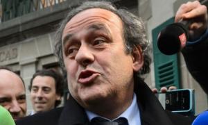 Thế giới bóng đá chấn động: Huyền thoại Platini bị bắt vì nghi án hối lộ