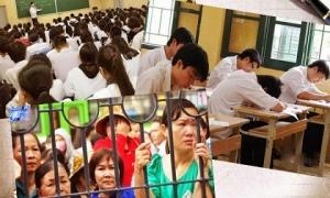 Lò luyện thi và ánh mắt của bố mẹ: Ai đã từng thi đại học nhất định không thể quên