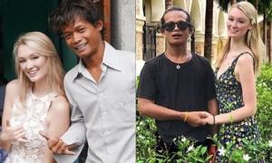 Cặp 'chồng cú vợ tiên' từng gây sốt nửa năm trước lại gây bất ngờ với cuộc sống hiện tại