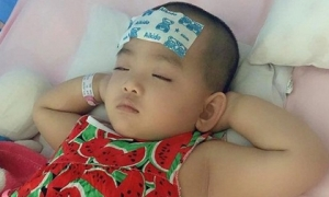 Xúc động lá thư mẹ gửi con gái còn sống được 30 ngày: Bắc Kinh lạnh... lòng mẹ lạnh hơn