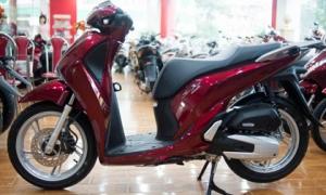 Honda SH tiếp tục giảm giá 'kịch sàn'