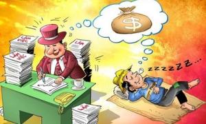 Hành động của người giàu và người nghèo khác nhau ở duy nhất điểm này