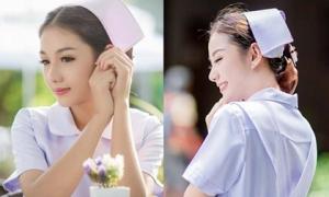 Sau khi bị đuổi việc vì quá xinh, cuộc sống của nữ y tá nổi tiếng còn tốt hơn trước