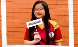 Nữ sinh đạt điểm 10 môn Lịch sử làm bài thi trong 25 phút