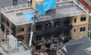 Bắt giữ nghi phạm đốt xưởng phim hoạt hình ở Nhật Bản, tiết lộ động cơ không ngờ