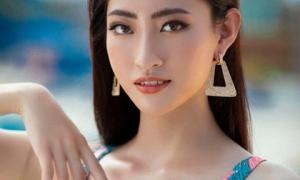 Dung nhan xinh đẹp, body nóng bỏng của tân Hoa hậu, Á hậu Thế giới Việt Nam 2019