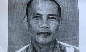 Phạm nhân vụ hiếp dâm em vợ bỏ trốn khỏi trại giam