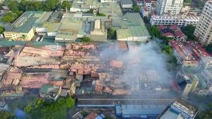 Đất nhà máy Rạng Đông sẽ biến thành chung cư sau hoả hoạn?