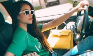 Phạm Hương tiết lộ lý do bỏ showbiz để sang Mỹ sinh sống