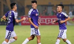 SLNA 0-1 Hà Nội: Thành Chung ghi 'bàn thắng vàng', Hà Nội vô địch V.League sớm 2 vòng