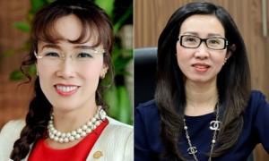 Lý do đưa tỷ phú Nguyễn Thị Phương Thảo, Trần Thị Lệ trở thành doanh nhân quyền lực