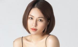 Sau 6 tháng vướng ồn ào lộ clip nóng, hot girl Trâm Anh 'lột xác' thanh lịch